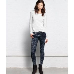 NWT Rag & Bone Acid Wash Jeans
